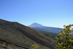 Pico de Teide (Sluimerende Vulkaan), Tenerife, Canarische Eilanden, Spanje, Europa Stock Foto