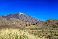 Pico de Teide, Tenerife, Canary Islands Stock Photography