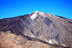 Pico de Teide Royalty Free Stock Image