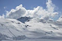 Pico de Tognola, dolomías Imagenes de archivo