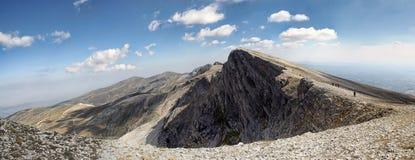 Pico de Uludag Fotos de archivo libres de regalías