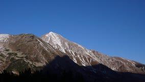 Pico de Vihren Fotos de Stock