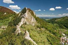 Pico de Vrsatec Imagen de archivo