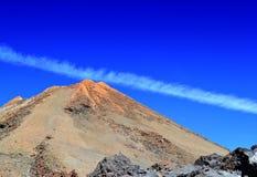 Pico del泰德峰火山3 免版税图库摄影