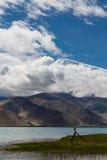 Pico del ata de Muztagh Fotografía de archivo