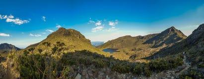 Pico del ³ de Chirripà fotos de archivo