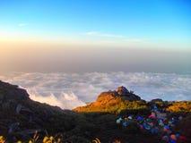 Pico del ¡de Naiguatà Foto de archivo