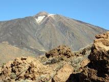 Pico del Teide Fotografía de archivo