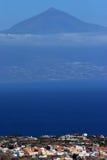 Pico del Teide Royalty Free Stock Photos