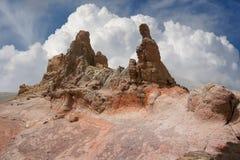 Pico del Teide stock afbeeldingen