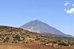Pico del Teide Photo libre de droits