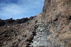Pico del teide Στοκ φωτογραφία με δικαίωμα ελεύθερης χρήσης