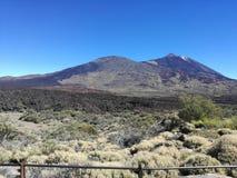 Pico del teide Imagen de archivo libre de regalías