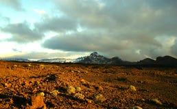 Pico del Teide Royalty Free Stock Photo