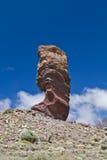 Pico del Teide, Ténérife, la plus haute montagne de l'Espagne Ténérife, îles Canaries Image stock