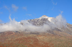 Pico del Teide, Tenerife Royalty Free Stock Image