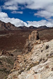 Pico del Teide, Tenerife, highest mountain of spain. Tenerife, Canary Island Stock Photography