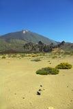 Pico del Teide - vertical Stock Photo
