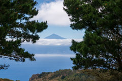 Pico del Teide Royalty Free Stock Images