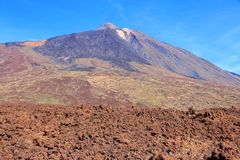 Pico del Teide Stock Image