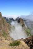 Pico do arieiro Royalty Free Stock Photos