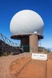 Pico do Arieiro, Madeira Stock Images