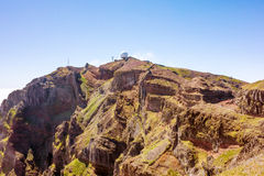 Pico do Arieiro, Madeira Royalty Free Stock Images