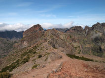 Pico do Arieiro Stock Photo