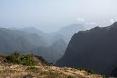 Pico Do Ariero Mountains Fotografia Stock Libera da Diritti