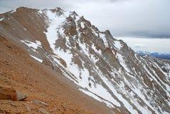 Pico do limite, ponto culminante Nevada do estado Fotografia de Stock
