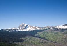 Pico dos céus Imagem de Stock Royalty Free