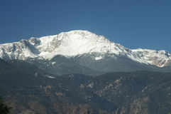 Pico dos piques Foto de Stock Royalty Free