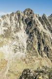 Pico - Durny Szczyt (tÃt del ¡del ½ Å del nà del ¡de PyÅ) Imágenes de archivo libres de regalías