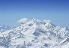 Pico elevado Foto de Stock Royalty Free