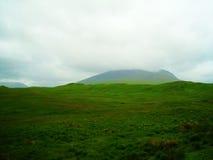 Pico escocés del país de la colina Imágenes de archivo libres de regalías