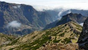 Pico Grande royaltyfri bild