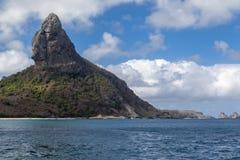 Pico Hill Fernando de Noronha Brazil Royalty Free Stock Images
