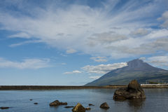 Pico Island Royalty Free Stock Photography