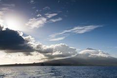 Pico island Royalty Free Stock Image