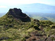Pico_island_Azores Fotografía de archivo libre de regalías