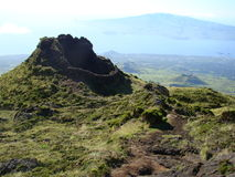 Pico_island_Azores Royaltyfri Fotografi