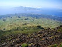 Pico_island_Azores Fotos de archivo libres de regalías