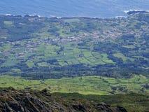 Pico_island_Azores Royaltyfri Bild