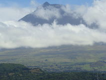 Pico_island_Azores Royaltyfri Foto