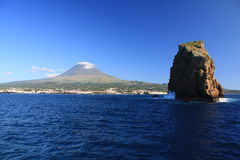 Pico islets Royalty Free Stock Photography