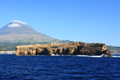 Pico islets Royalty Free Stock Images