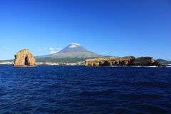 Pico islets Stock Image