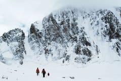 Pico libre de Corea, Ala Archa. Fotos de archivo libres de regalías