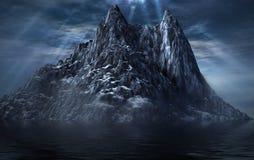 Pico mágico Imagen de archivo