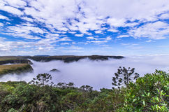 Pico Monte Negro. Located in the south of Brazil Royalty Free Stock Image